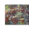 Claude Monet The Japanese Bridge Giverny Canvas Print