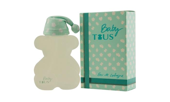 Groupon Goods: Tous Baby Eau De Cologne Spray 3.4 Oz