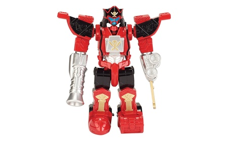 Power Rangers Super Megaforce - Deluxe Legendary Zord Armor Ranger 2940c839-1962-4298-856a-748023de6848