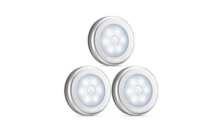 Motion Sensor Light,  LED Stick-Anywhere – Energy Efficient