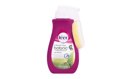 In Shower Botanic Inspirations Legs - Body Hair Removal Cream 13.5 oz e8e3eaae-7c13-42b6-a646-b7cbe18df0d8
