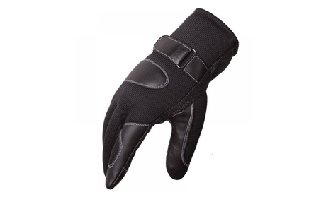 Windproof Cold Riding Motorcycle Gloves b67007cf-433d-4870-b4fa-7e2945ce1246