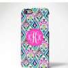 Monogram Personalized iPhone 6 SE 5S & Samsung Galaxy S7 Cases