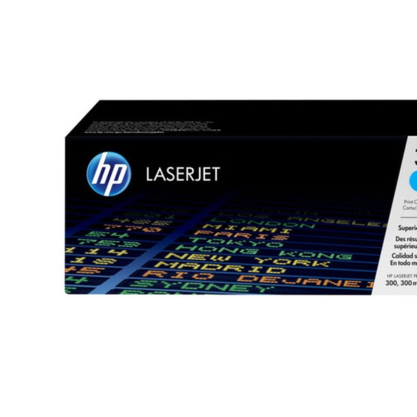HP CE411A LaserJet Toner Cartridge Cyan for M375DW M451D 2600 Pages Yield