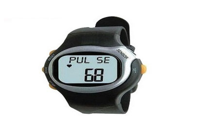Unisex Pulse Heart Rate Monitor Calorie Counter Led Fitness Wristwatch 60027a05-4096-4702-9227-0c77a0e3df62
