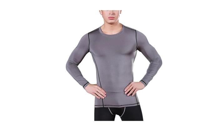 Men's Tech Vent Long Sleeve Top