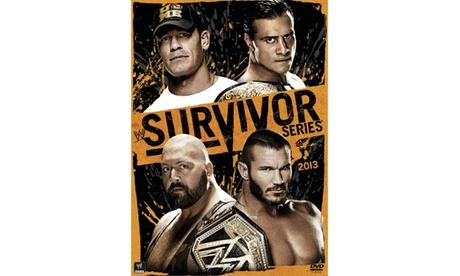 WWE: Survivor Series 2013 (1-Disc)(DVD) 52b9038c-6e26-417a-a351-6f819d4e9d6d