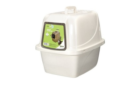 Van Ness Products Covered Cat Litter Box- Large 8a0bb67f-105e-45c8-bf87-b7ccceee8d94