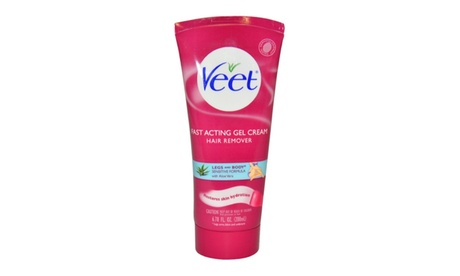 Veet Fast Acting Gel Cream Hair Remover Women 6.78 oz Hair Remover c3b99ed7-949b-4bd8-84bd-9ef9175986bd