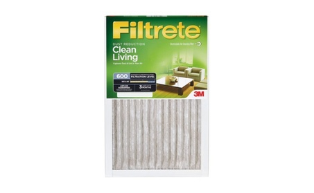3m 14in. X 30in. Filtrete Dust & Pollen Reduction Filter 9884DC-6 54a99190-6eb9-47f6-ac3c-dad91a0ec1f7