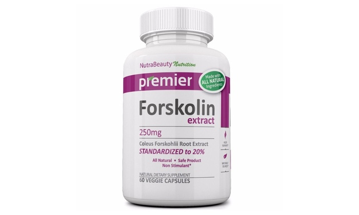 forskolin extract 250 mg