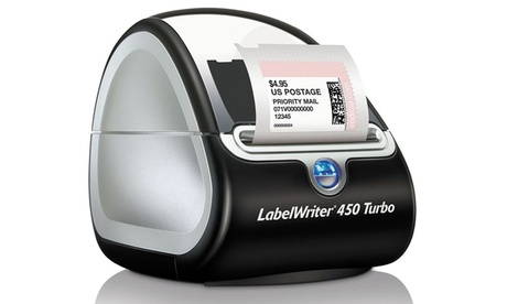 DYMO LabelWriter 450 Turbo Thermal Label Printer (1752265) 689425b6-1005-4d9a-8122-31ebd0d1b83f