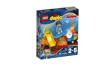 LEGO DUPLO Disney Junior Miles From Tomorrowland Miles Space 10824 ad64ee01-e8c9-40e4-ab43-adf16d765833