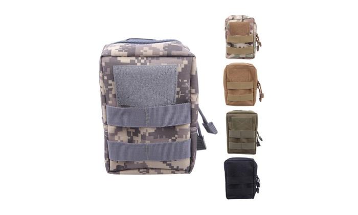 Fabric-Waterproof Bag Tactical Molle Pouch Belt Waist Bag