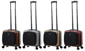 Mia Catena Italy Underseat Spinner Carry-On Luggage