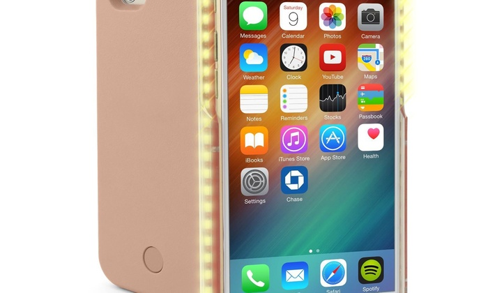 promo code cbb5b 7831a Up To 76% Off on iPhone 7, 8, 8 Plus Pro LED B... | Groupon Goods