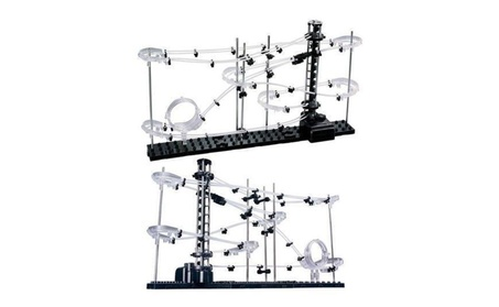 Space Rail Marble Roller Coaster Ball Set Level 1 5,000mm Rail b6d473f2-1753-4a2b-b21b-f01eab1a51d0