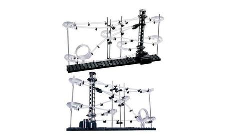 Space Rail Marble Roller Coaster Ball Set Level 1 5,000mm Rail b6d473f2-1753-4a2b-b21b-f01eab1a51d0