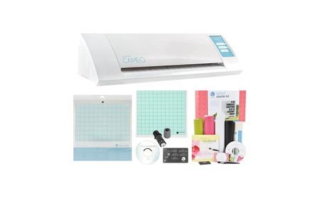 The New Silhouette CAMEO V2 Digital Cutting Machine Kit 76925f5e-47cd-4692-840a-72f0bdf521b4