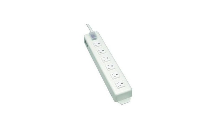 Merveilleux ... Tripp Lite TLM615NCRA Power Strip With 6 Right Angle Outlets, 15 Ft
