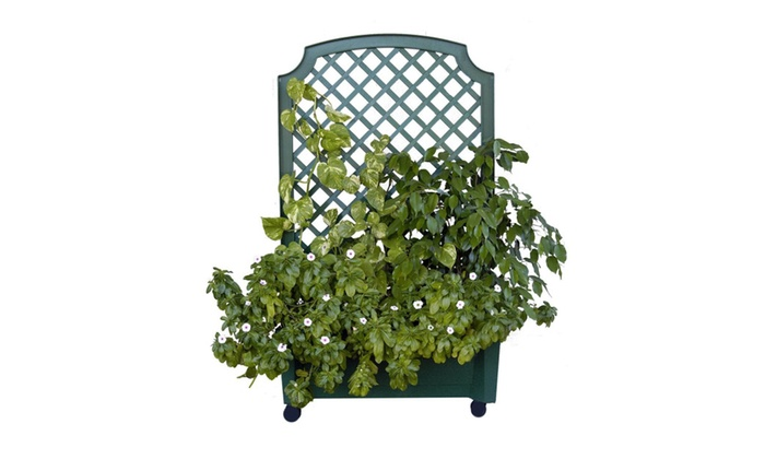 Exaco 1 416green Calypso Planter In Green 1 416green Groupon