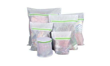 Techoss Mesh Automatic Zipper-head Laundry Bags for Delicates