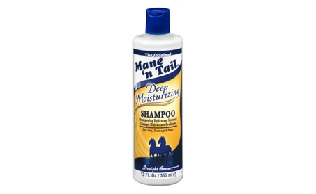 Mane'n Tail Shampoo Deep Mointurizing 12 Oz / 355ml 315e9ba7-102d-421c-89cc-c8fb6851f88a