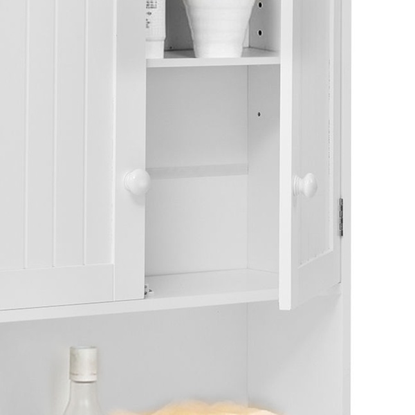 Wall Mount Bathroom Cabinet Storage Organizer Medicine Cabinet