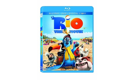 Rio on Blu-Ray, DVD, and Digital Copy Combo 52f8ffdc-2c35-4716-b0dd-468126c3ab17
