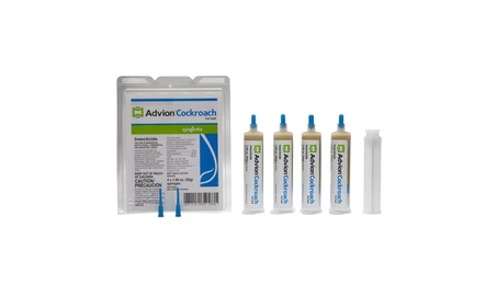 Advion Syngenta Cockroach Gel Bait 1 Box(4 Tubes) 07f5c671-d03f-4c02-88f2-7e99cd871891