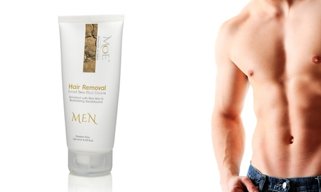 Fast Acting Dead Sea Mud Men's Hair Removal Cream 0775160d-7d29-45d6-a2df-bca0451df31d