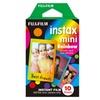 Fujifilm INSTAX Mini Instant Film (Rainbow)