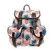 Vintage Women's Pineapple Print Backpack School Travel  Bag