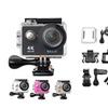 4K Ultra HD WiFi Action Sport Camera with Waterproof Mounts Bundle