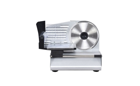 """7.5"""" Blade Electric Meat Slicer Cheese Deli Meat Food Cutter Kitchen 6f095a94-0c00-4fb8-8653-07eabc4ab3f1"""