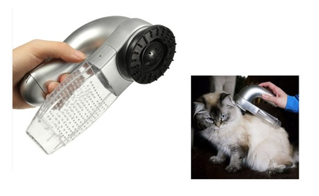 Electrical Trimmer Machine Pet Hair Grooming Vacuum 885d62c0-525b-46fa-b0ba-bb86df57bb7c