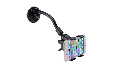 Universal Car Phone Holder Rotating Gooseneck e4ba7d41-d421-4767-b0a5-9ddab77e3553