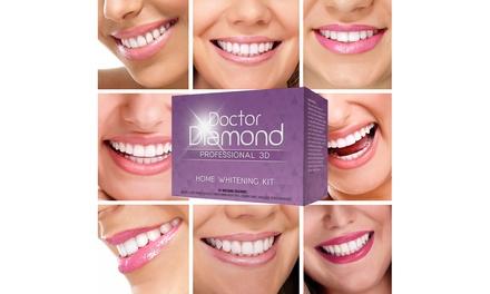 Doctor Diamond Professional Teeth-Whitening Kit (10-Piece)