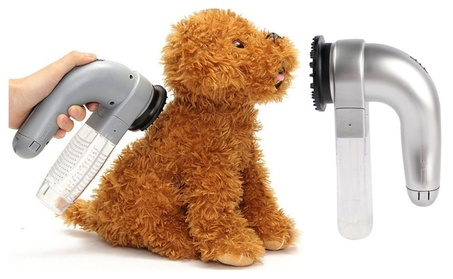 Pet Hair Vacuum Dog Cordless Removal Fur Suction Grooming Device 28122386-6b4f-4e20-b88f-7787cf7dad66