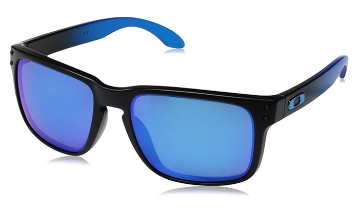 2437c9fd0 ... usa oakley mens holbrook polarized rectangular sunglasses s10 f5b2f  e57ba