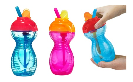 10 Oz Capacity Innovative Toddler Cup For Water Milk Or Juice 5b5afc7b-a0eb-40f8-a87e-68d04e5793bc