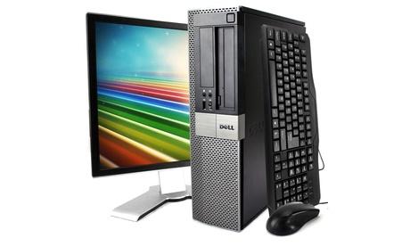 Refurb Dell 960 Desktop Package Core 2 Duo 8GB Ram 1TB Windows 10 Pro