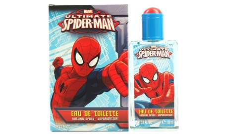 Marvel Ultimate Spider Man Kids EDT or EDC Spray 6dca7709-9522-412f-aa17-660c3d6a6ff5
