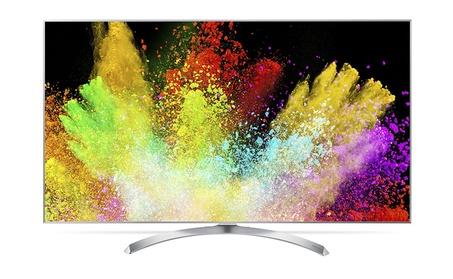 """LG 60"""" Super UHD 4K HDR Smart LED TV 2017 Model 60SJ8000 New Open Box 75b2c95c-9b17-4ff3-a1f2-449a850119bd"""