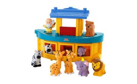 Fisher Price Little People® Noah's Ark K0475 d49c1efa-5aad-48bc-af09-3e87916aa7b7