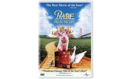 Babe: Pig in the City 6962b883-87e5-4374-ba2f-e7124e79d7ee