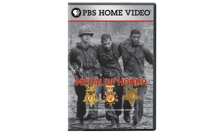 Medal of Honor DVD 4cb5b7e9-15a8-4d97-b637-7a9f2cfe903f