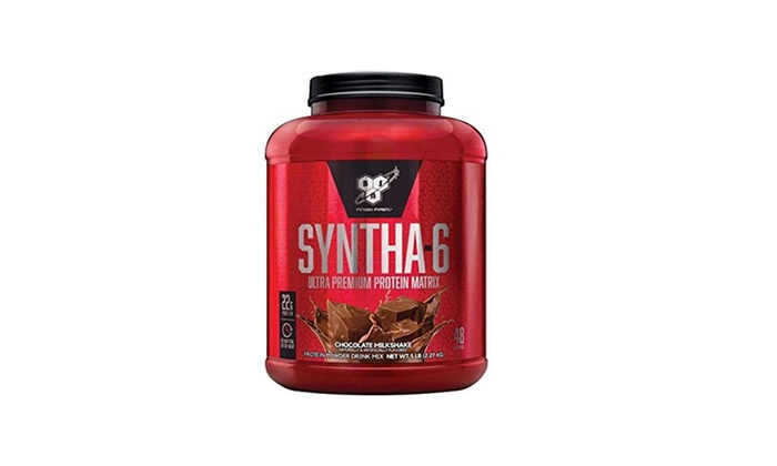 Up To 45 Off On Bsn Syntha 6 Whey Protein Pow Groupon Goods