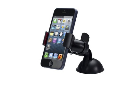 Universal 360 Rotating Car Mount Holder Stand Bracket for Cell Phone 22ea2cb6-43a5-4d94-a9a7-77bad6ab8574