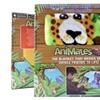 Augmented Reality Jungle Blanket (Animates)